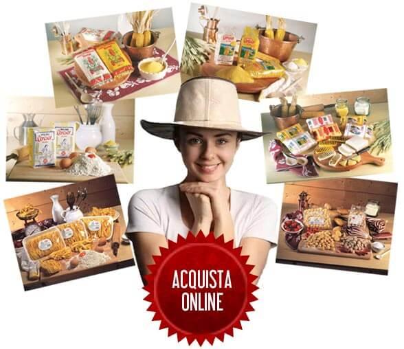 Prodotti Molino Cereser Online